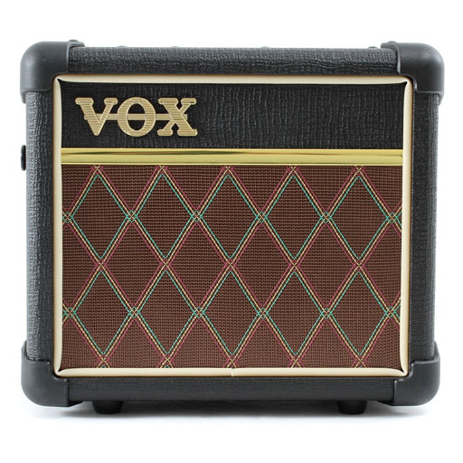 Vox Mini3G2CL 3 Watt Battery Powered Combo with Bassilator Circuit, Classic Grill - Bananas at Large