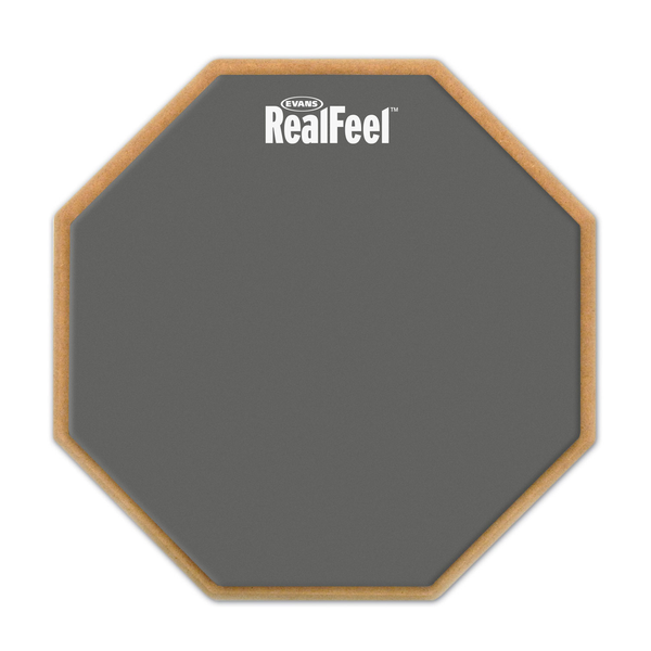 Evans RF6D RealFeel 6 in. 2-Sided Speed and Workout Drum Pad - Bananas At Large®