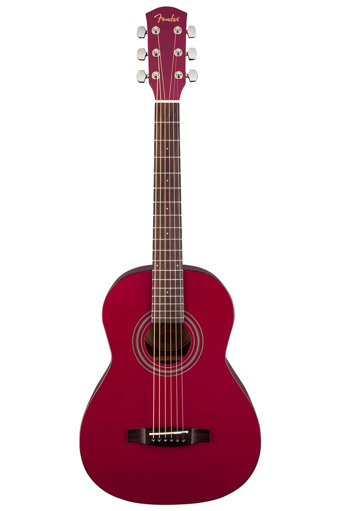 Fender MA-1 3/4 Acoustic Guitar, Rosewood Fingerboard Red - Bananas At Large®