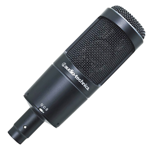 Audio Technica AT2050 Multi-Pattern Condenser Microphone - Bananas At Large®