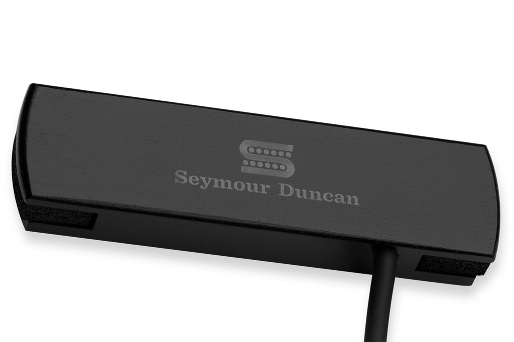 Seymour Duncan SA-3SC Woody Single Coil Pickup - Black