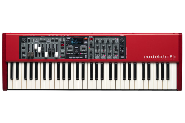Nord Electro 5D 61 Key Keyboard - Bananas at Large - 1
