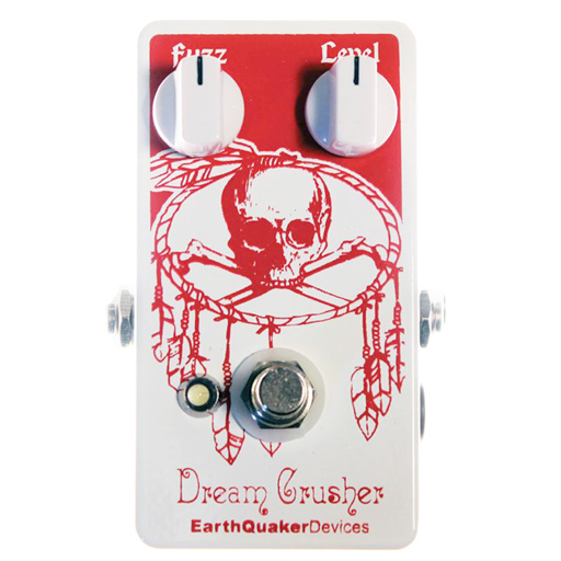 EarthQuaker Devices Dream Crusher Fuzz Pedal - Bananas At Large®