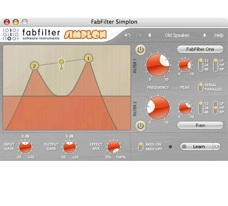 FabFilter FabFilter Simplon [Download] - Bananas At Large®