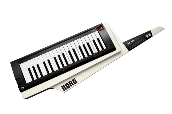 Korg RK-100S Keytar with MMT - White - Bananas at Large