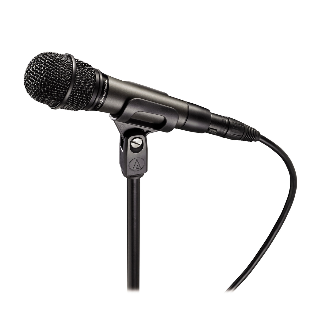 Audio Technica ATM610A Hypercardioid Dynamic Handheld Microphone - Bananas At Large®