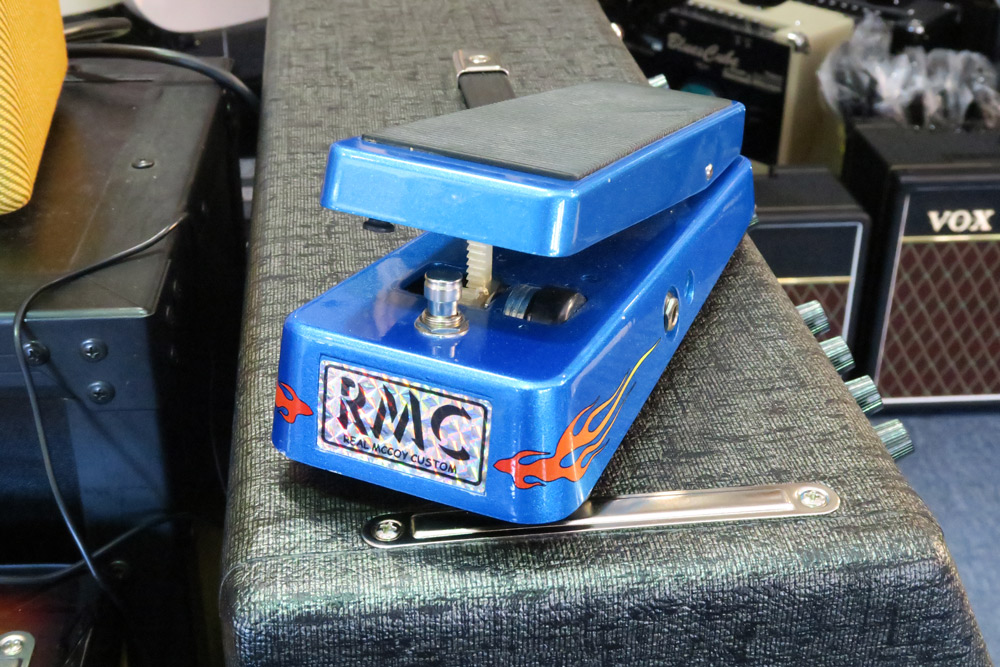 Real McCoy Joe Walsh Signature Model Wah Pedal (Pre-Owned) - Bananas at Large - 1
