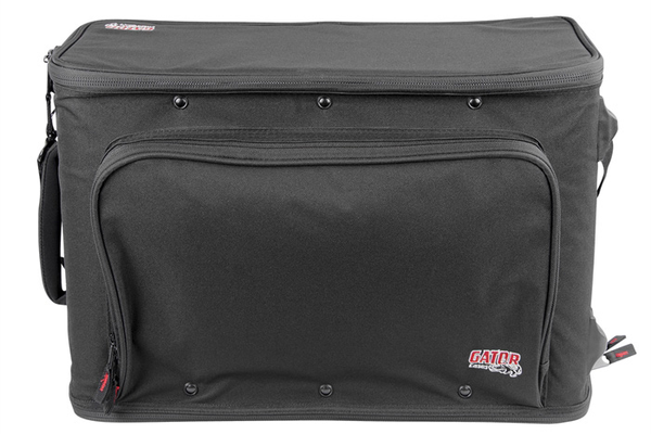 Gator GR-RACKBAG-3UW Rack Bag with Tow Handle and Wheels