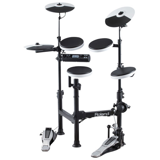 Roland TD-4KP V-Drums Portable Electronic Drum Kit - Bananas at Large