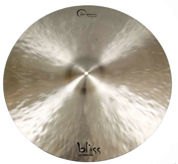 Dream Cymbals BPT22 Bliss Series 22 in. Paper Thin - Bananas At Large®