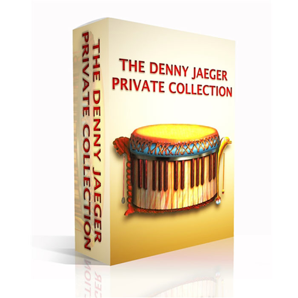 Q Up Arts Denny Jaeger Private Collection EXS [Download] - Bananas at Large