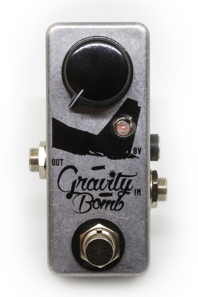 CopperSound Gravity Bomb Op-amp Booster - Bananas at Large - 1