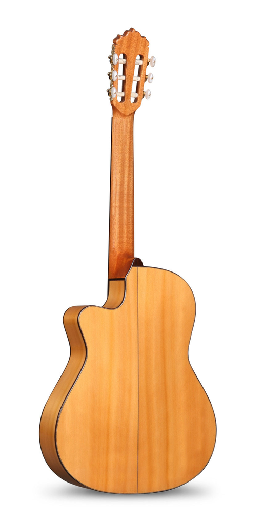 Alhambra 7FC-CT Flamenco Cutaway Acoustic Electric Guitar - Bananas At Large®