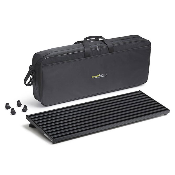 Aclam Guitars Smart Track L2 Pedalboard with Softcase - Black - Bananas At Large®