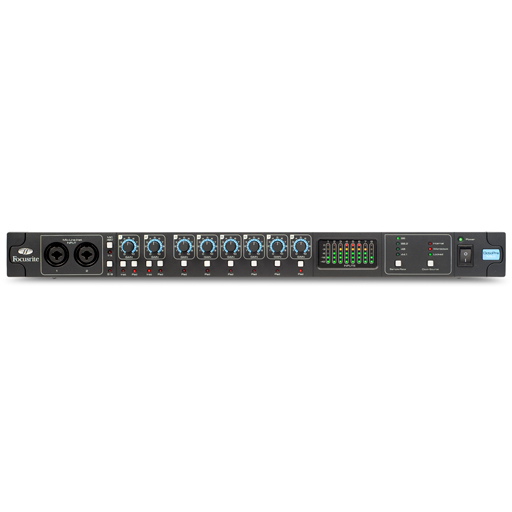 Focusrite OctoPre MkII 8-Channel Mic Preamp - Bananas At Large®