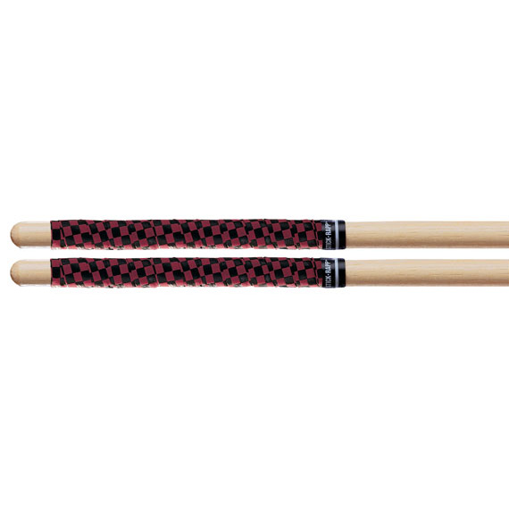 Promark Black and Red Checkered Stick Rapp