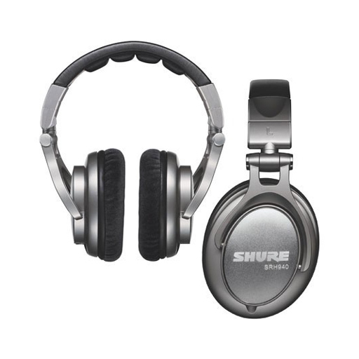 Shure SRH940 Professional Reference Headphones - Bananas at Large
