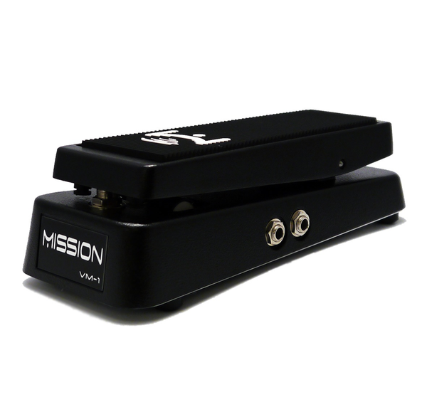 Mission Engineering Volume Pedal with Tuner Out and Mute Switch, Black - Bananas at Large