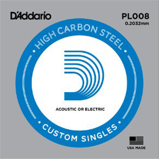 D'Addario PL008 Single - Bananas At Large®
