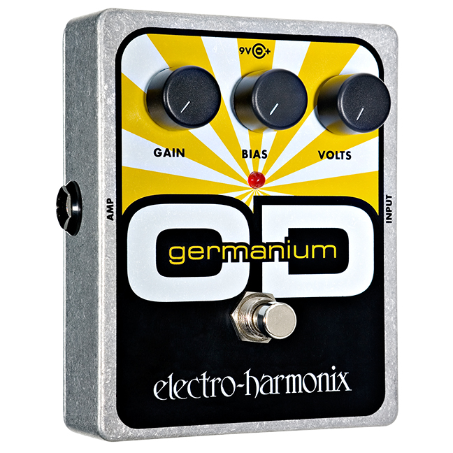 Electro-Harmonix GERMANIUM OD Overdrive Pedal - Bananas At Large®