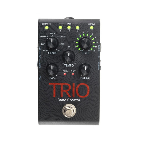 Digitech Trio Band Creator Pedal - Bananas At Large®