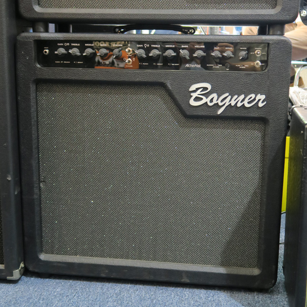 Bogner Alchemist 212 40 Watt 2x12 Combo (Neal Schon Private Collection) (Pre-Owned) - Bananas At Large®