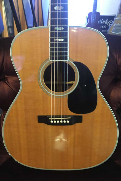 1988 Martin J-40-M Acoustic Guitar (Pre-Owned)