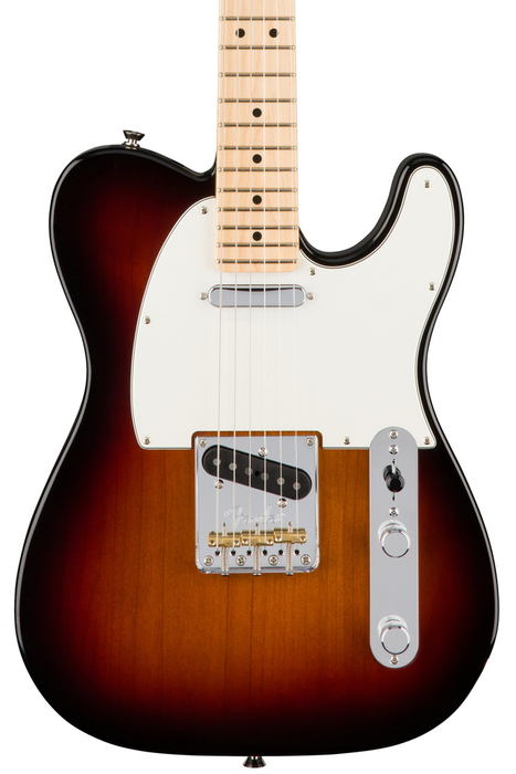 Fender American Pro Telecaster with Maple Fretboard - 3 Color Sunburst