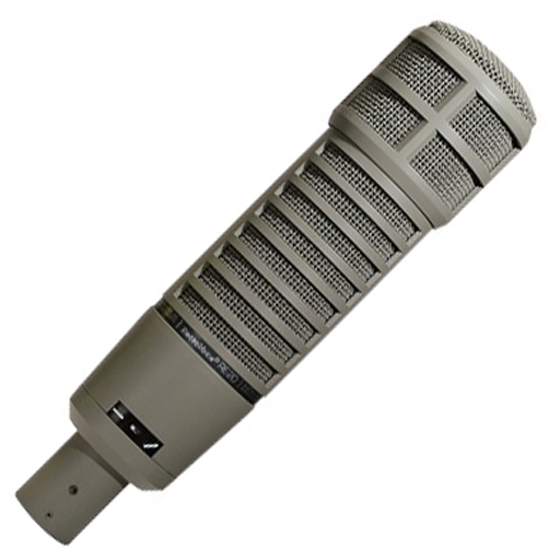 EV Classic Variable-D Dynamic Cardioid Studio Microphone - Bananas At Large®
