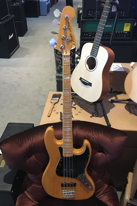 1978 Fender Jazz 4-String Electric Bass (Pre-Owned)