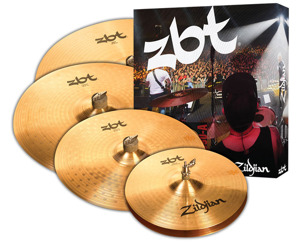 Zildjian ZBTP390-A ZBT 5 Cymbal Set - Bananas at Large