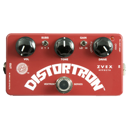 ZVEX Distortion Effects Pedal - Bananas at Large