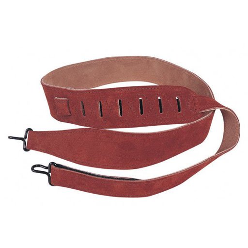 Levys MBS12 Suede Leather Banjo Strap - Bananas at Large