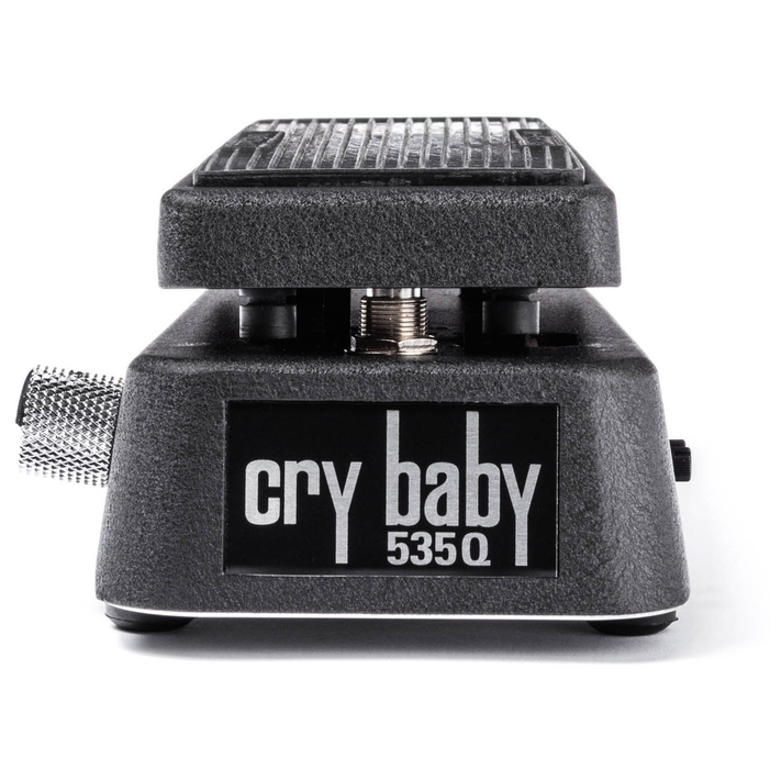 Dunlop 535Q Cry Baby Multi-Wah Pedal - Black