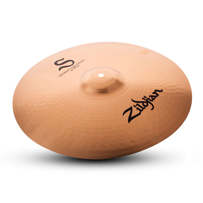 Zildjian S16MTC 16 in. S Medium Thin Crash - Bananas at Large