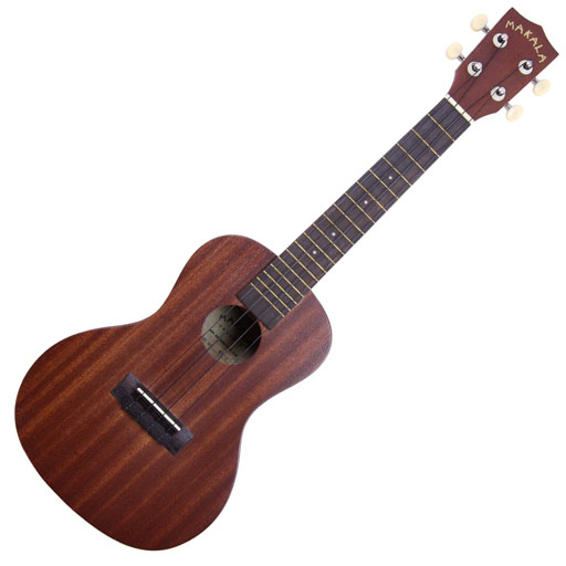 Kala MK-C Makala Series Concert Ukulele - Bananas At Large®