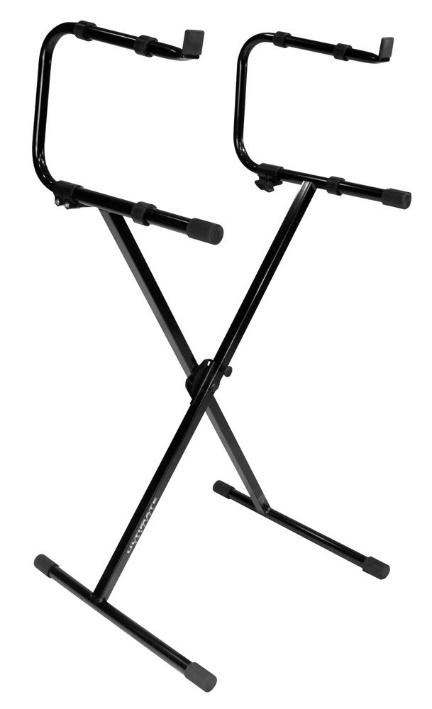 Ulimate Support IQ-1200 IQ Series Two Tier X-Style Keyboard Stand - Bananas at Large