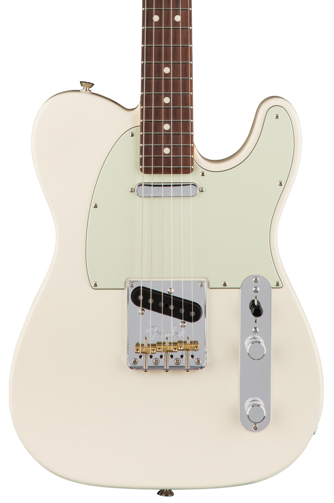 Fender American Pro Telecaster with Rosewood Fingerboard - Olympic White