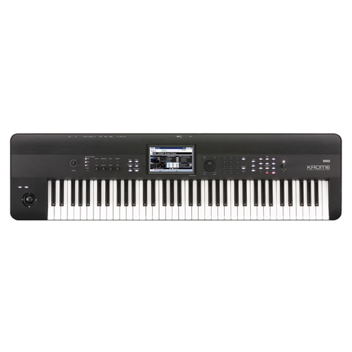Korg Krome 73-Key Synthesizer Workstation - Bananas At Large®