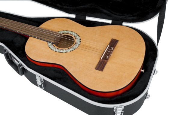 Gator GC-CLASSIC Deluxe Molded Case for Classic Guitars