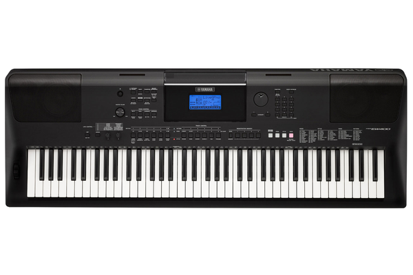 Yamaha PSR-EW400 76-Key Portable Keyboard - Bananas at Large - 1