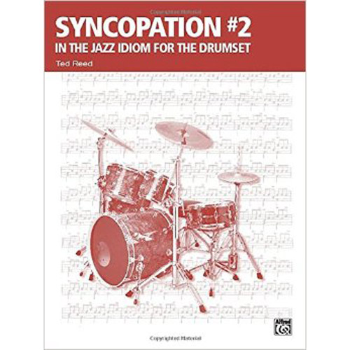 Alfred Syncopation No. 2: In the Jazz Idiom for the Drum Set