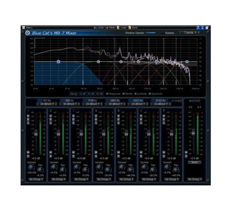 Blue Cat Audio MB-7 Mixer [Download] - Bananas At Large®
