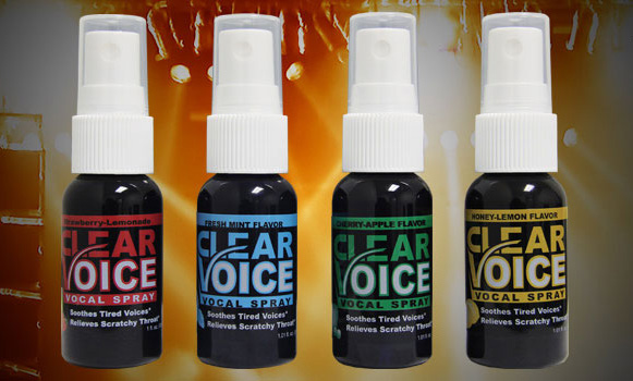 Clear Voice Herbal Supplement For Singers