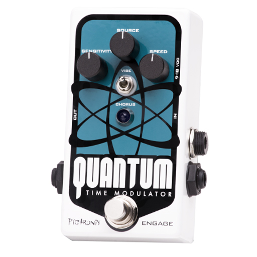 Pigtronix Quantum Time Modulator Pedal - Bananas at Large