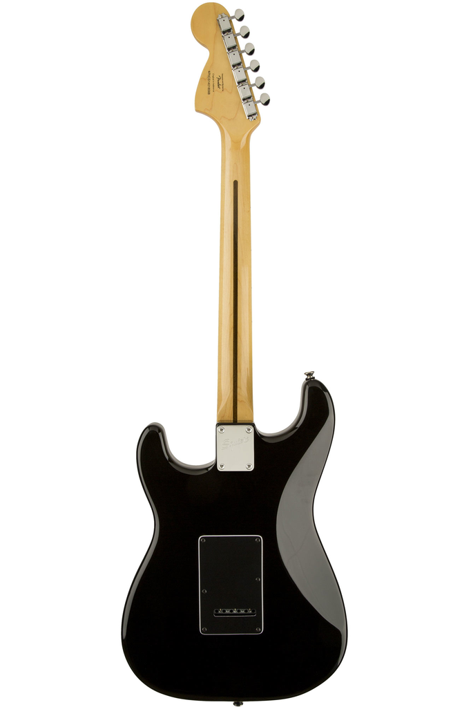 Squier Vintage Modified 70s Stratocaster with Maple Fingerboard - Black - Bananas at Large - 2