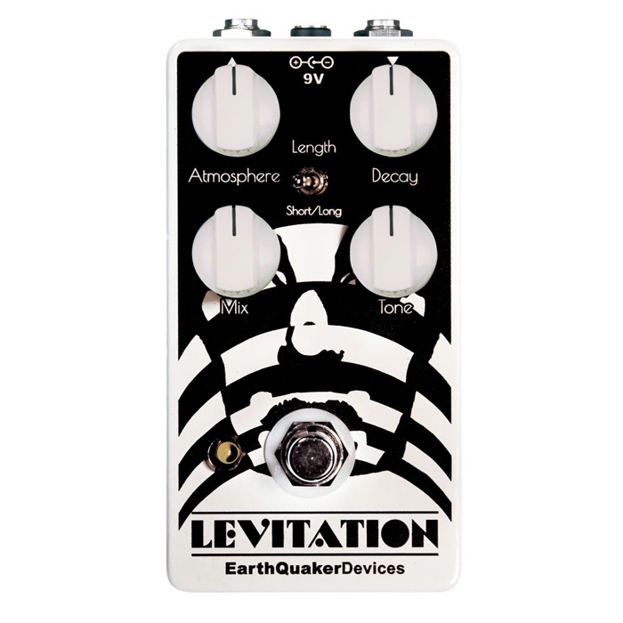 Earthquaker Levitation Reverb Pedal - Bananas at Large