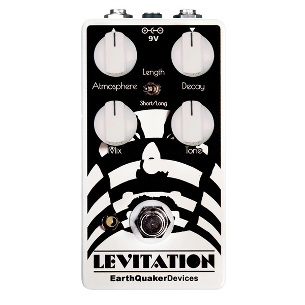 Earthquaker Levitation Reverb Pedal - Bananas At Large®