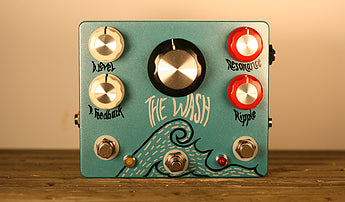 Hungry Robot Tap Tempo Wash Delay Pedal - Bananas at Large