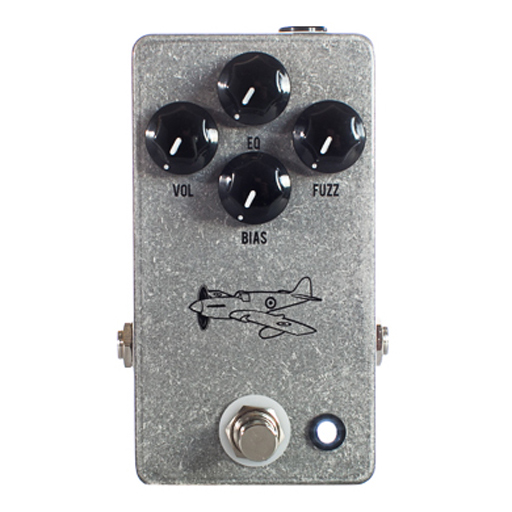 JHS Firefly Fuzz Pedal - Bananas at Large - 1